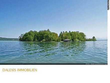 Kempfenhausen: Traum-Grundstück zum Bau einer (Doppelhaus)-Villa in bester Wohnlage