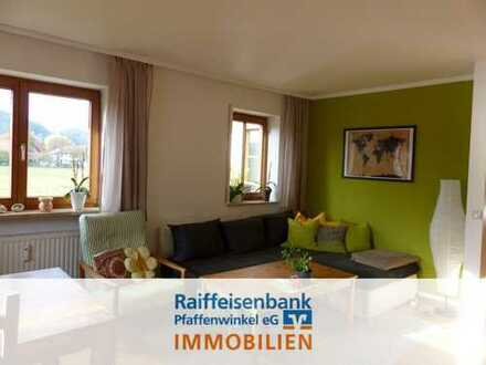 Ideale Kapitalanlage mit 2 Balkone in Peiting!