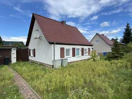 AB SOFORT ZU VERMIETEN - Haus mit 4 Zimmern und großem Garten in Eberswalde