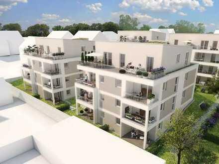Neubau in Grünstadt mit Süd-Loggia!