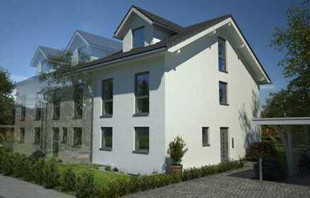 *Neubau* wohnen im IMMENDORF-QUARTIER Mittelhaus in gehobenem Stadthausensemble im Kölner Süden