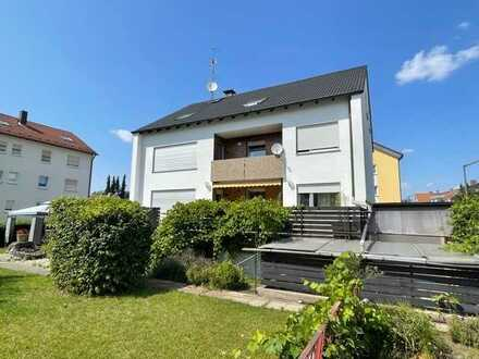 Großzügiges gepflegtes 3-Familien-Haus in Fürth (Stadeln)
