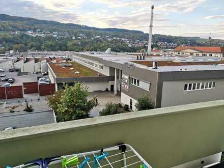 NEU: Zentrale und ruhige 2 Zimmer Wohnung in Lörrach mit Blick