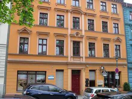 Vollständig renovierte 3-Zimmer-Wohnung mit Balkon in Frankfurt (Oder)
