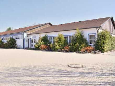 Kulmbacher Industriegebiet: Lager / Produktion - Büro in bester Anbindung