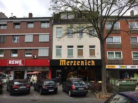 2 Zi-Wohnung für Singles/Studenten mit riesigem Balkon zum Innenhof-Zentrale Lage am Zoo/Flora