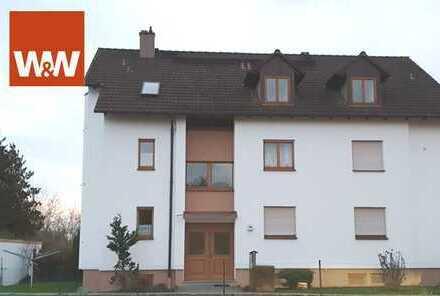 Forchheim-West  2-Zimmer-Dachgeschoss- ideal für Kapitalanleger -
