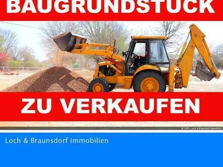 Baugrundstück mit Altbausubstanz zu verkaufen