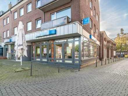 Vielseitig nutzbares Ladenlokal mit Erweiterungspotenzial von 110 m² auf 400 m² in attraktiver Lage