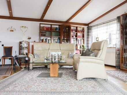 WOHNEN VOM FEINSTEN: 3 Zimmer Wohnung mit Balkon und Wintergarten