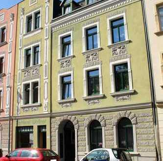 Preiswerte, sanierte 2-Zimmer-Wohnung mit großem Balkon in Oelsnitz/Vogtland