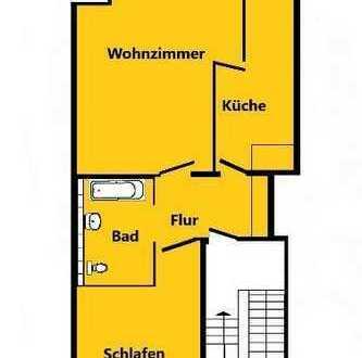 Helle zwei Zimmer Wohnung in Bergheim-Glessen