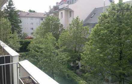 Top Lage Schwabing nähe Hohenzollernplatz; 3 Zi; 76 qm, 2 Balkone, Parkett von privat, ab 1.2.2019
