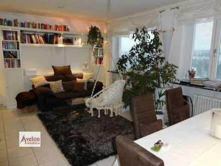 Großzügige Wohnung mit Wintergarten
