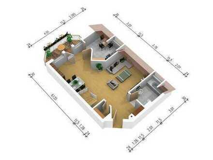 680 €, 85 m², 2 Zimmer