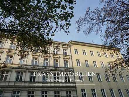 """***Gelegenheit in Charlottenburg: """"DG-Rohling mit vorliegender Baugenehmigung für 2 WE""""***"""