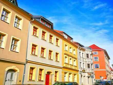 Moderne 2-R-Wohnung mit Balkon u. EBK (VB) in der Altstadt von Bautzen