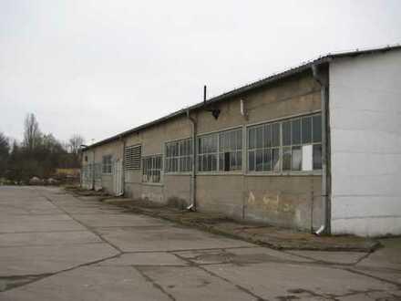 200 m² Hallenfläche sowie Freifläche zu vermieten