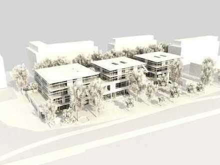 TPK:Moderne Büroräume mit zwei Dachterrassen - Erstbezug