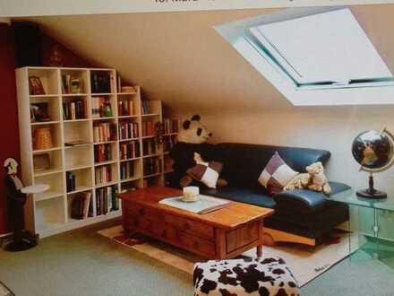 Modernisierte 1-Raum-Wohnung mit Einbauküche in Bühl