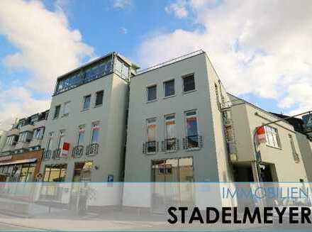 Repräsentative und lichtdurchflutete Büroeinheit *Kapitalanlage* in Innenstadtlage von Grünstadt