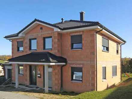 Gesundes Wohnen für sie und ihre Familie! KfW 55 - Einfamilienhaus mit Doppelgarage in Rohr/Nieder