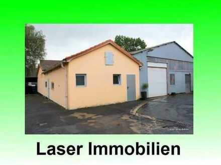Braunschweig/Lehndorf: Lagerhalle günstig mieten - sofort nutzbar ! ca. 96 m²
