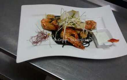 Romatisches beliebtes Restaurant mit Wohnung