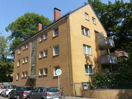 *Oststadt* 3-Zimmerwohnung mit Balkon nahe der Eilenriede
