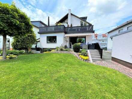 5-Zimmer-Wohnung in ruhigem Wohngebiet - Terrasse und Garten mit Südausrichtung - 2 Bäder