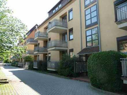 1-ZW in Studentenapartementhaus mit Balkon, Stadtteil Zellerau