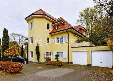 2-Raum-Maisonettenwohnung in Stadtvilla
