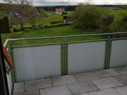 Attraktive 4-Raum-Maisonette-Wohnung mit EBK und Balkon in Calw- Altburg