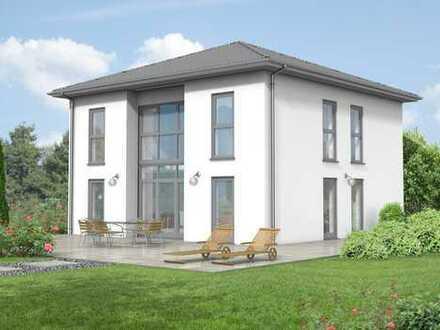 In Premiumlage bauen - Stadtvilla Trend 150