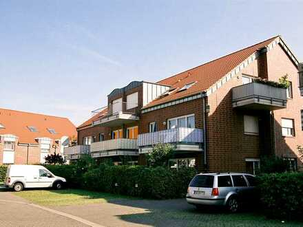 """Helle, geräumige Dachgeschosswohnung (nur mit gültigem Wohnberechtigungsschein """"A"""")"""