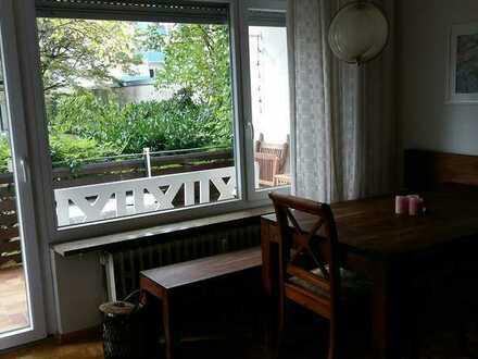 Gepflegte 3-Zimmer-Wohnung mit Balkon und EBK in Freiburg