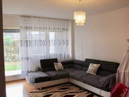 1-Zimmer-Apartment mit Terrasse und Garten in ruhiger Lage von Obermenzing!