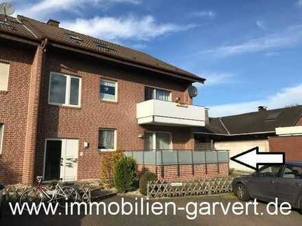 Gemütliche Wohnung im Erdgeschoss mit großer Terrasse in Borken-Gemen