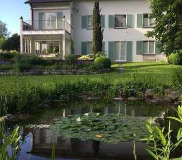 Traditionsvilla in Bestlage Göggingen