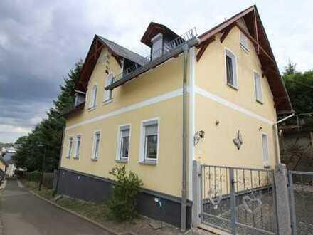 Schönes EFH 125m² WFL, 1260 m² Grundstück und Pool sowie Garage in ruhiger Lage von Langenwetzendorf