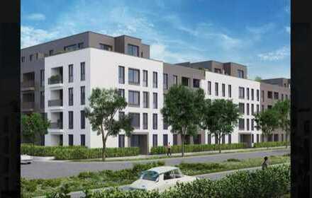 Erstbezug mit Balkon: exklusive 3-Zimmer-Wohnung in Neu-Isenburg