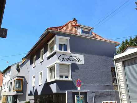 Großzügige 5-Zimmer-Maisonettewohnung in zentraler Lage in Ziegelhausen