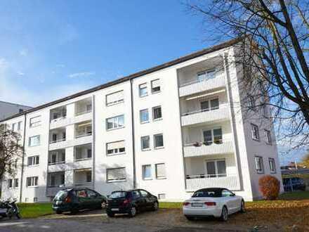 Modernisierte 4-Zi. Eigentumswohnung in zentraler Lage von Neu-Ulm