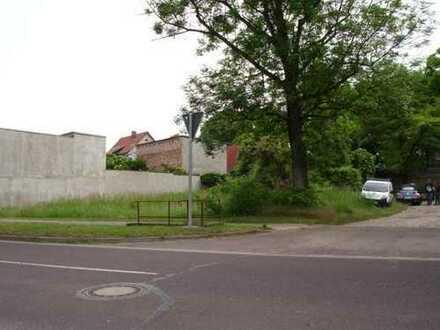 Eck-Baugrundstück am Kirchhof