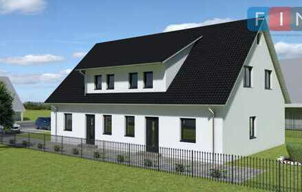 Schick, modern und mittendrin! 2 Neubau Doppelhaushälften in Bruchmühlen zu verkaufen!