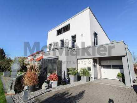 Exklusives Wohnen! Großzügiges Niedrigenergiehaus mit Garten, Terrasse und Balkon in Haan-Gruiten!
