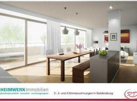 +++Große Wohnung mit Terrasse und privatem Garten!+++