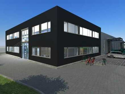 PROVISIONSFREIES Produktions-/Lager- und Bürogebäude PROJEKTIERT