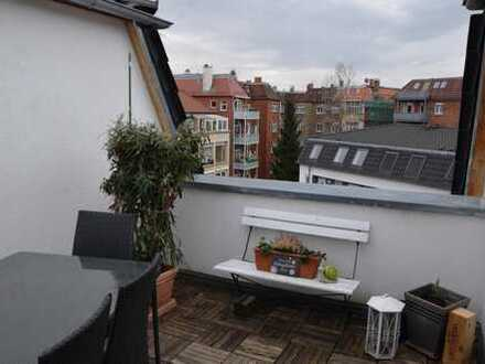 +++ Wohnrefugium über den Dächern von S-BC +++