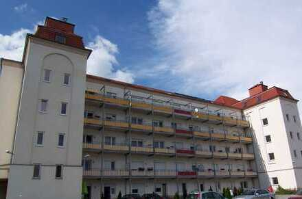 4-Raum-Wohnung mit Balkon im Zentrum